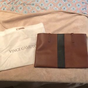 Vince Camuto Brown Purse